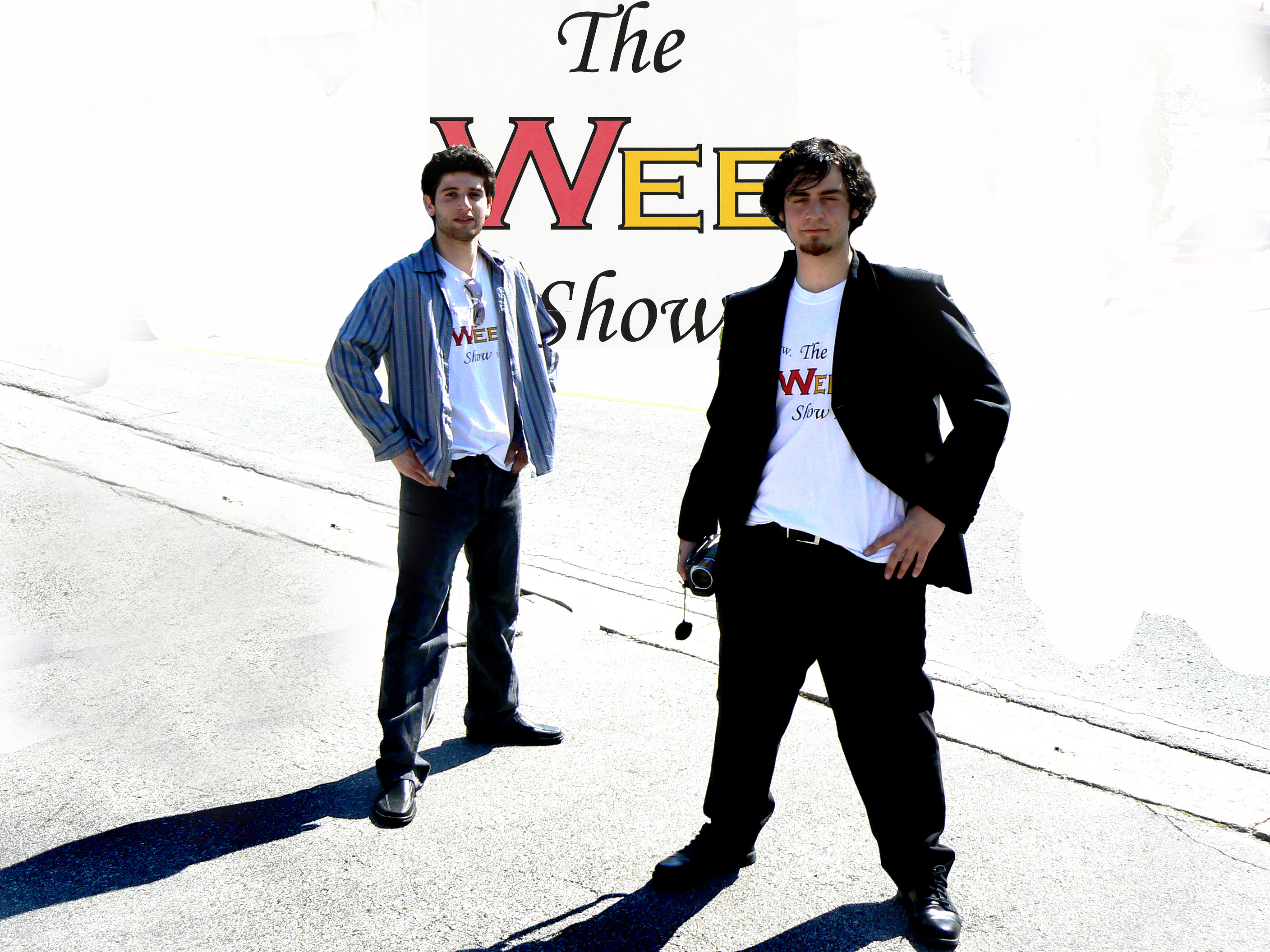 the wee show steve joseph hosts